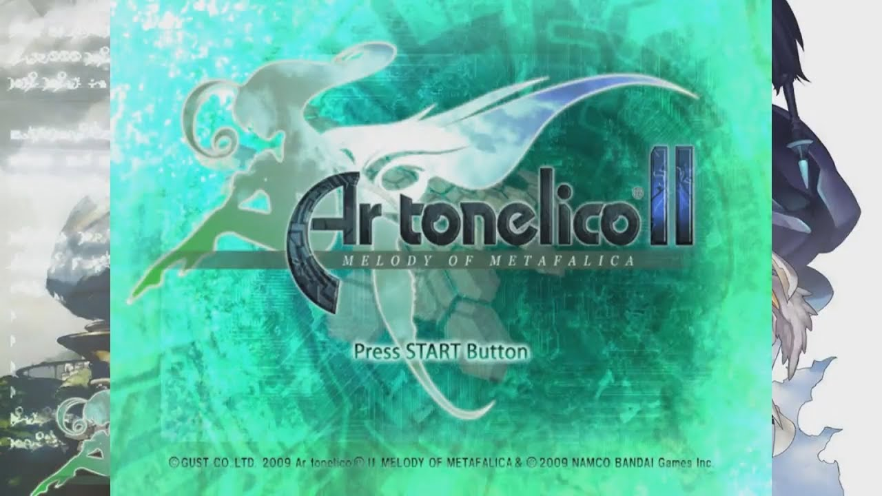 Let's Play Ar tonelico II: Melody of Metafalica Relocalized