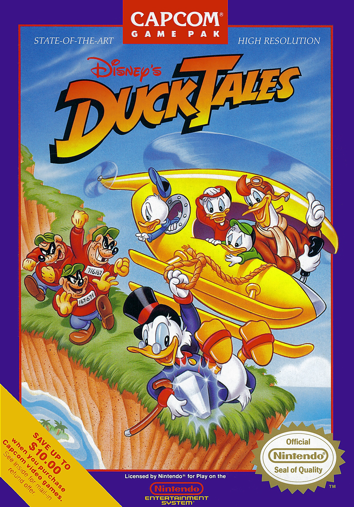 Let's Race: DuckTales