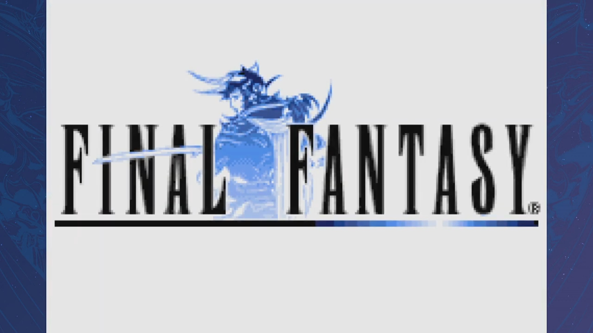 Let's Play Final Fantasy (Dawn of Souls)