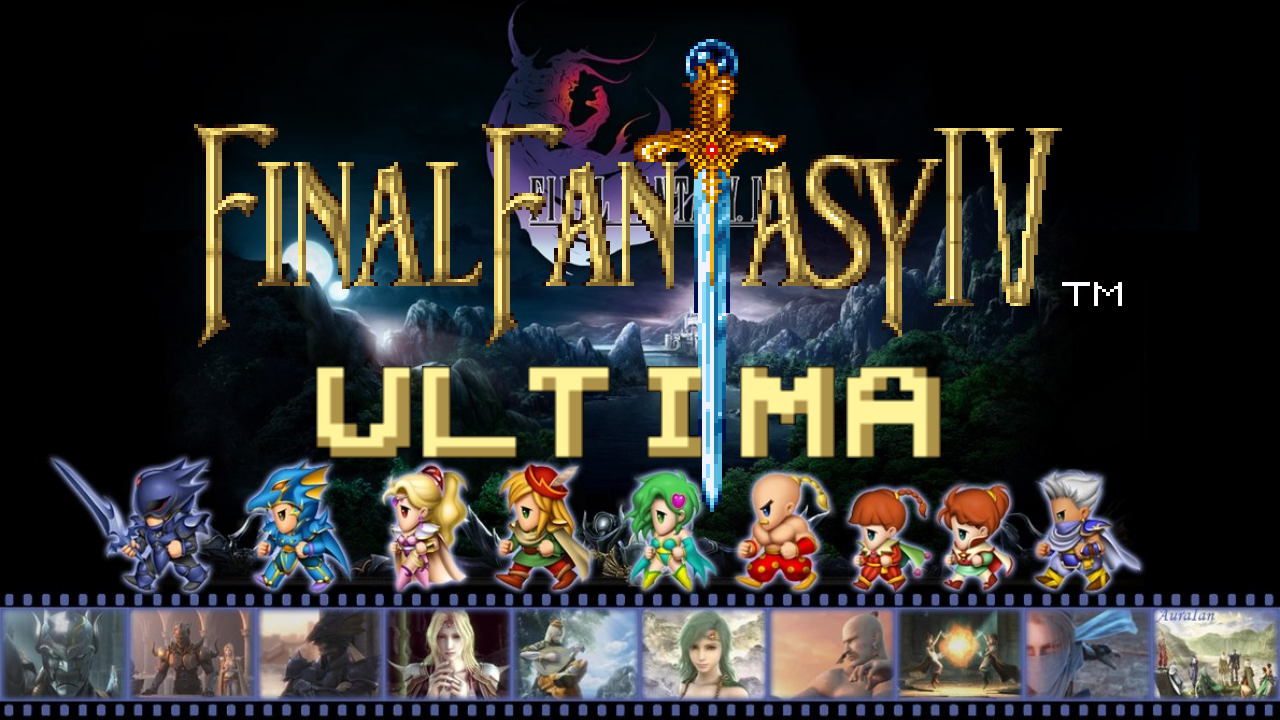 Let's Play Final Fantasy IV Ultima