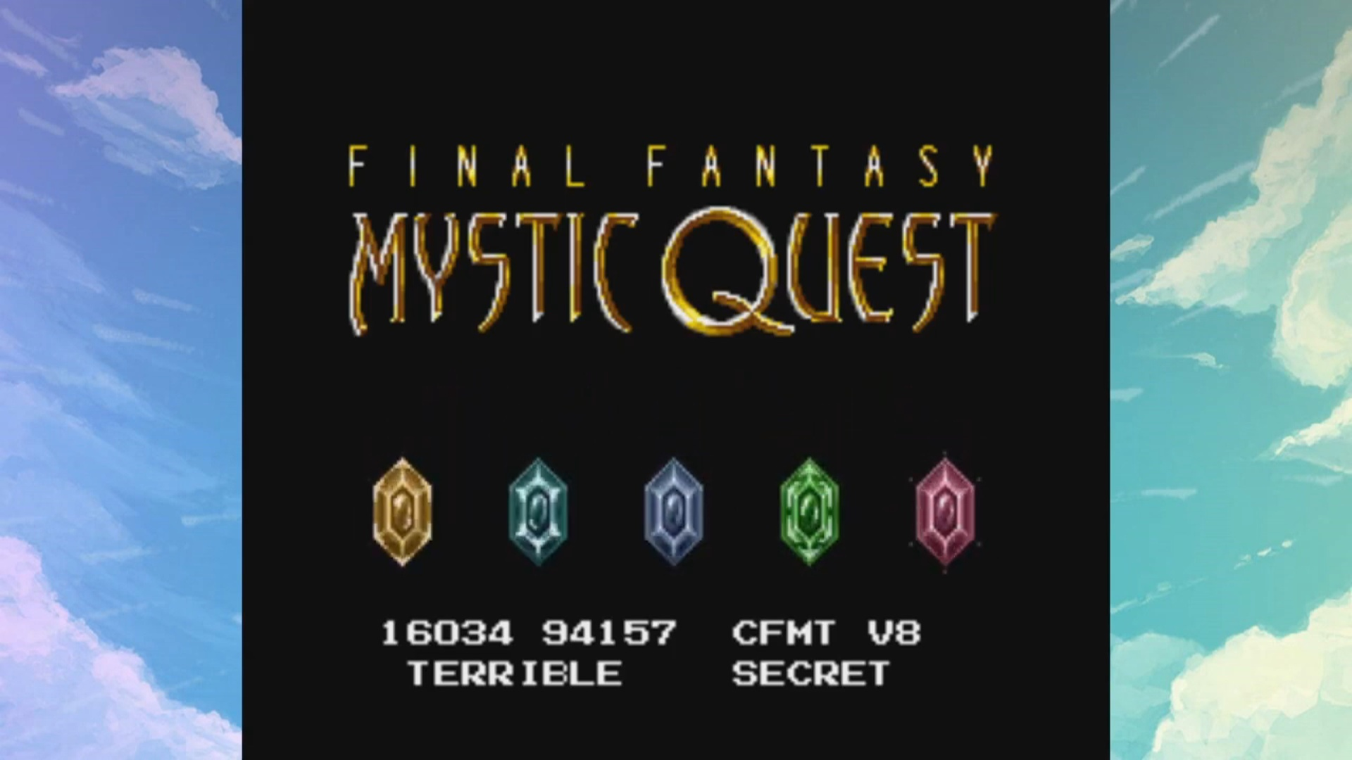 Let's Mess Around on Final Fantasy Mystic Quest Randomizer
