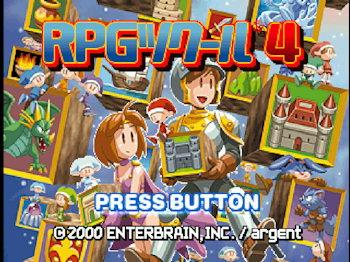 RPGMMag azine - Magazine - RPG Maker - RPG Tsukuru 4 - A
