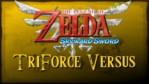 round 3  lyin in the forest skyward sword triforcevs