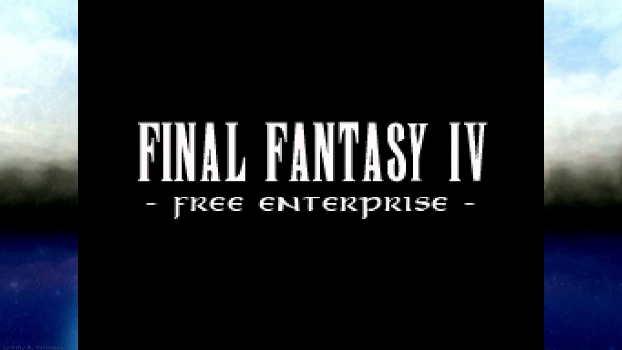 Final Fantasy IV Free Enterprise Edition